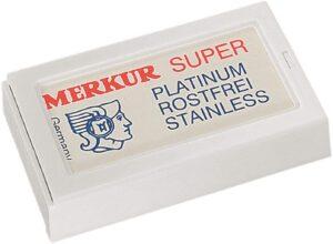 Merkur Super Platinum Rasierklingen