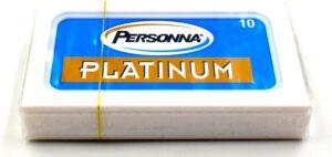 Personna Platinum 10 Rasierklingen
