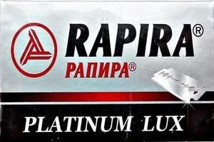 Rapira Platinum Lux Rasierklingen
