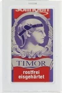 Timor Stainless Steel Rasierklingen Solingen